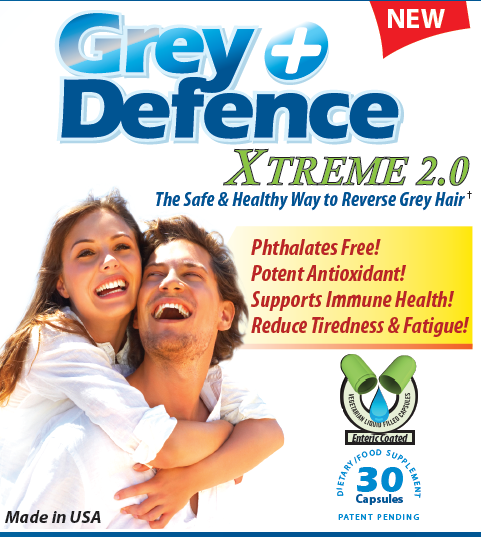 Grey Defence Xtreme 2.0 Label